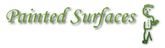 Painted Surfaces Logo